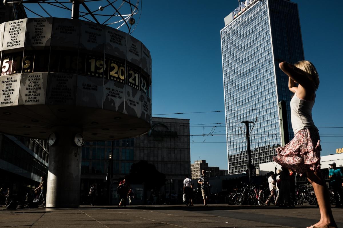 street alexanderplatz